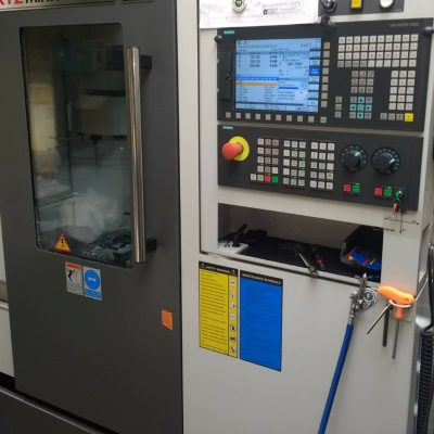 CNC capable production